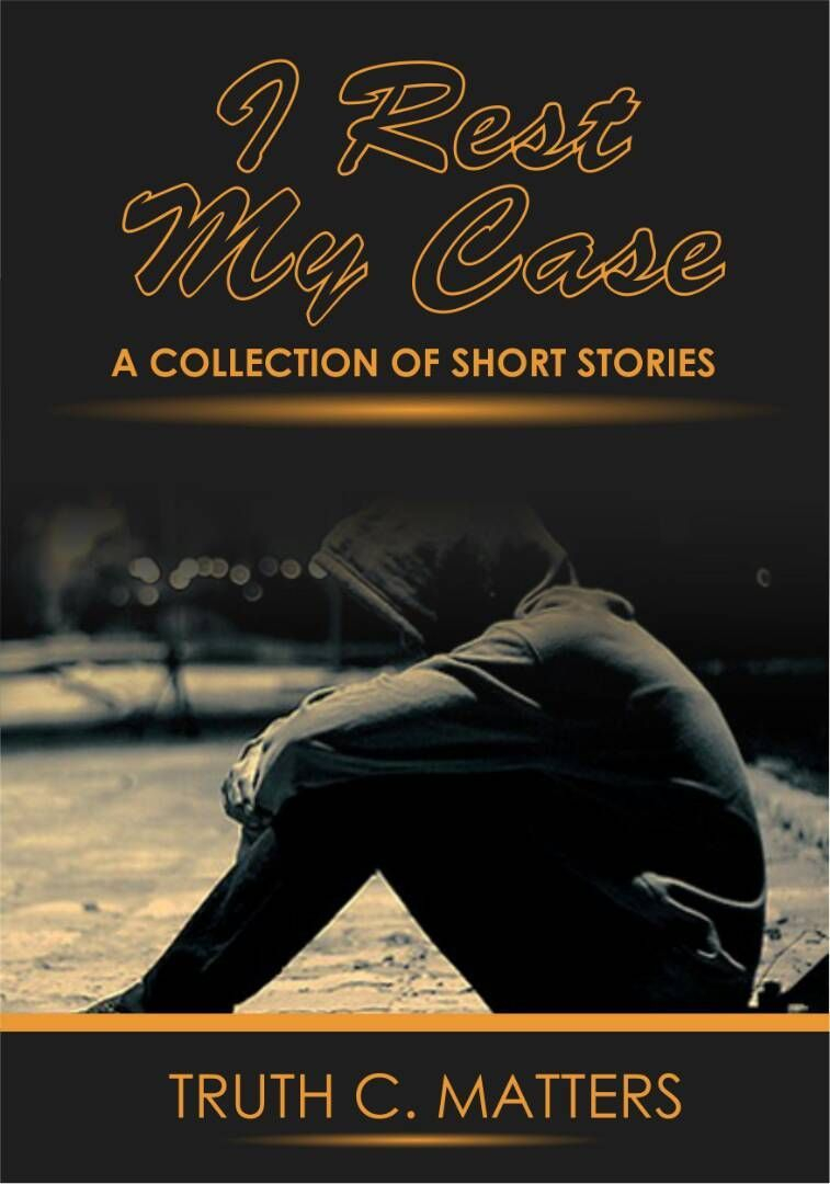 Fiction book, short stories, true-life topics