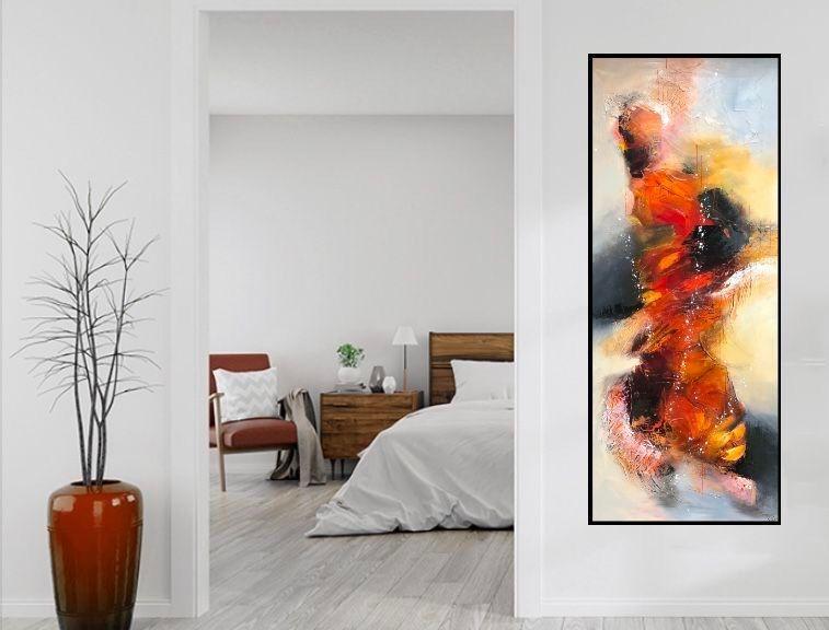 farverige-moderne-abstrakte-malerier-til-salg-nr.254a
