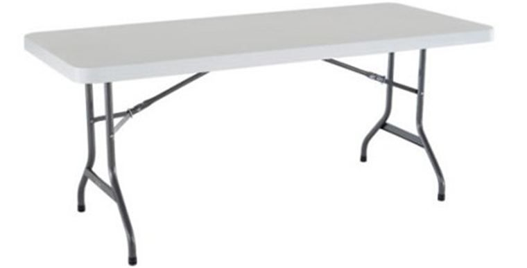 SVS 6ft Rectangular Tables Starting at $6.00 Contact us for more details at (415) 787-2424. Availability: 26