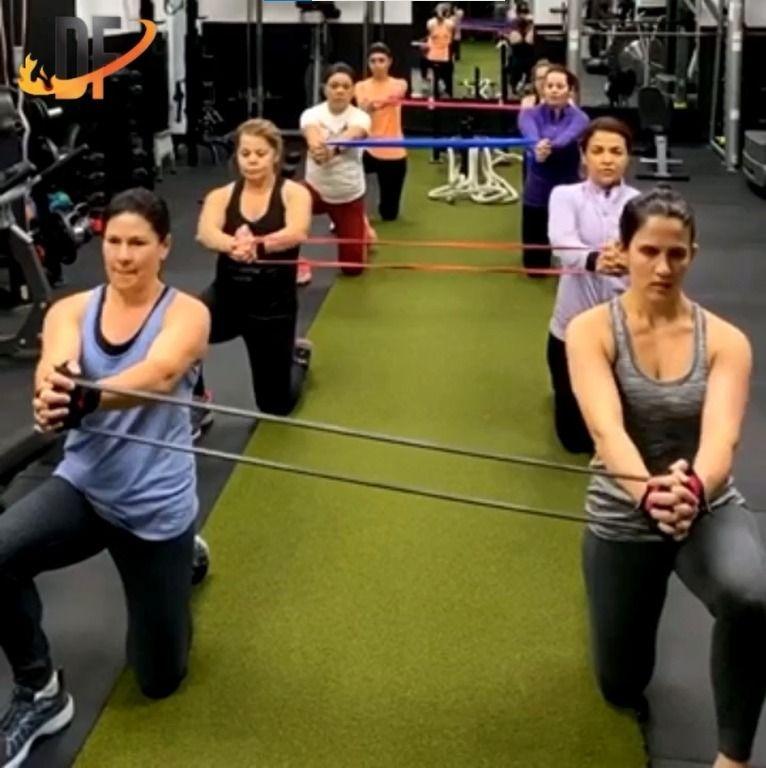 4th Fitness Challenge.