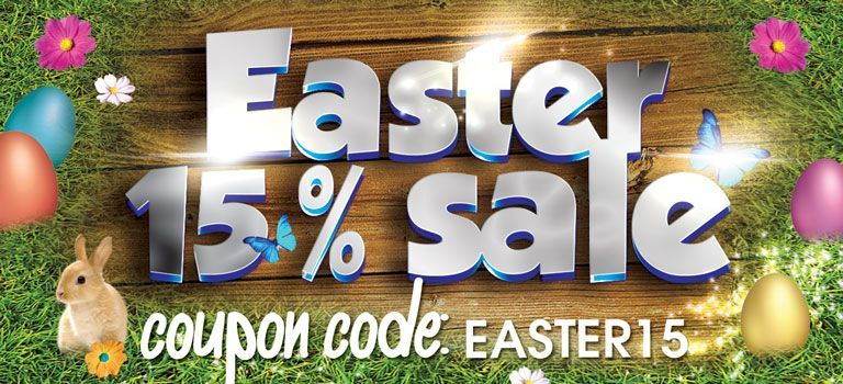 Image Example Easter Sale