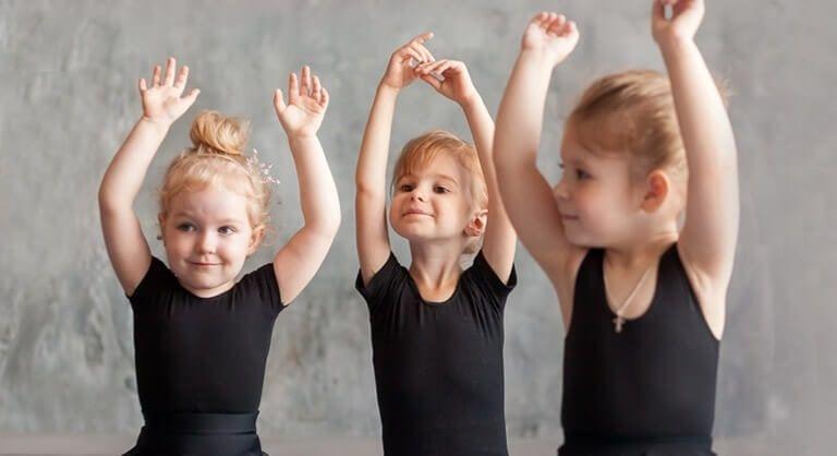 danza bambini, arcugnano, riviera berica