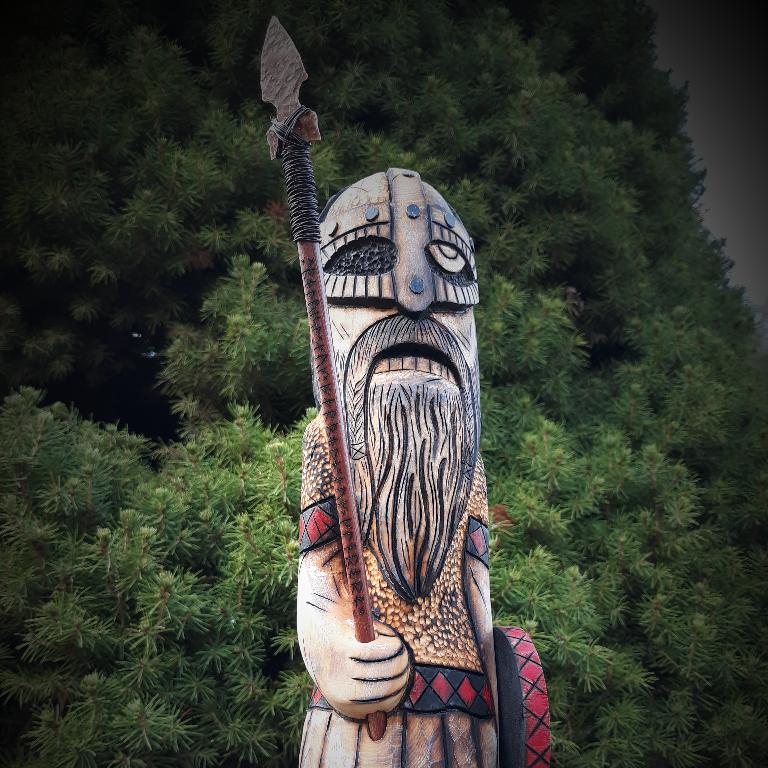 Vikin Norse Viking art ship drakkar