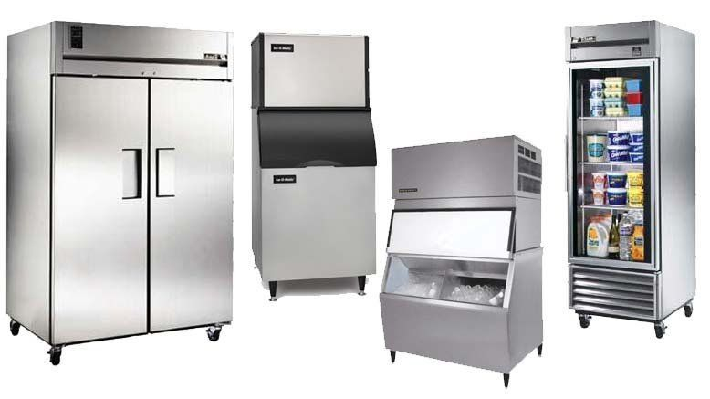 Jack Frost Company Restaurant equipment