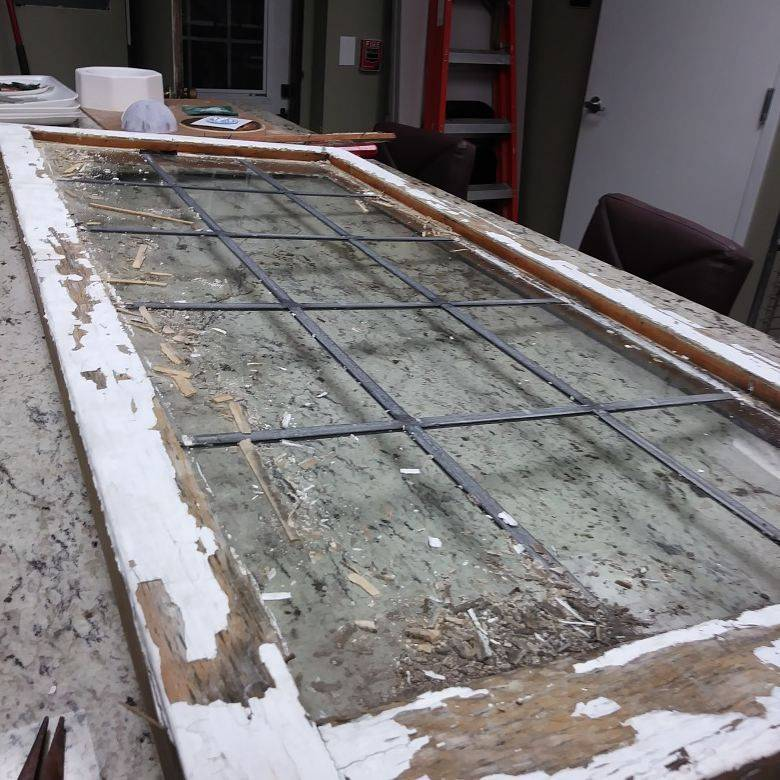 Stained Glass Repairs Leaded Window Scranton