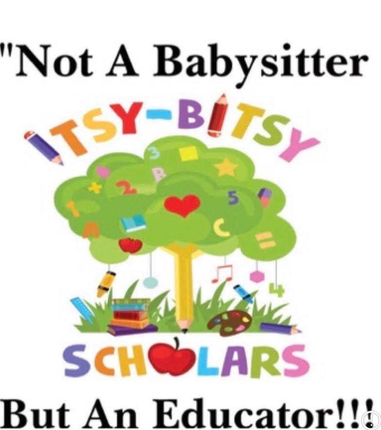 Itsy-Bitsy Scholars