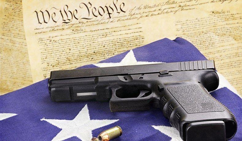 Diaz For President is Pro Gun. The Second Amendment Rocks!