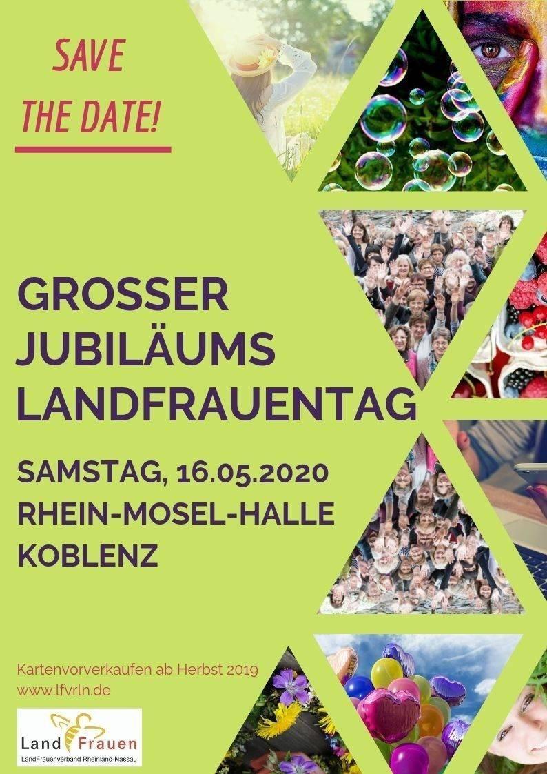 Am Samstag den 16.05.2020 Der Programmverlauf folgt in Kürze. Die Arzfelder Landfrauen fahren gemeinsam mit den Bitburger Landfrauen. Wer mitfahren möchte frage bitte in Bitburg an ob noch Platz im Bus ist und ob es noch Eintrittskarten gibt.