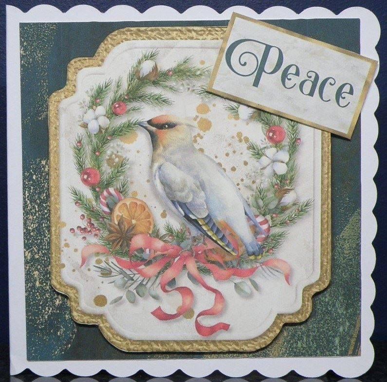 Merry & Bright - No 9 - Peace