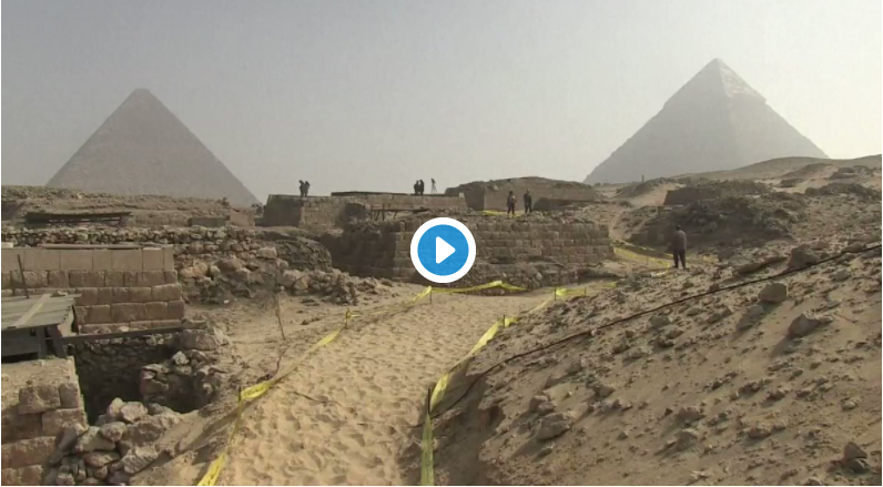 Des archéologues découvrent une tombe de 4400 ans