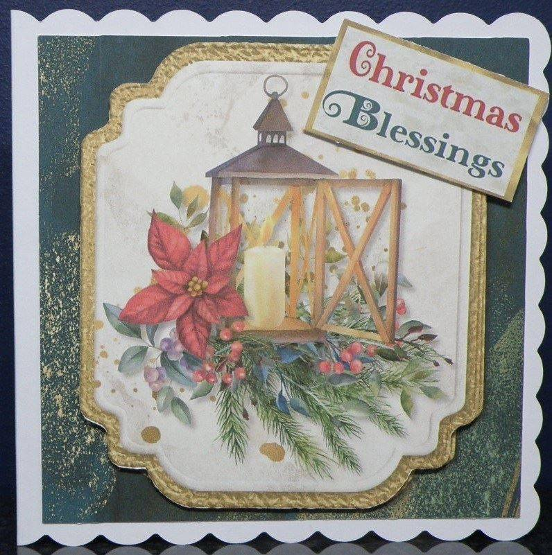 Merry & Bright - No 7 - Christmas Blessings