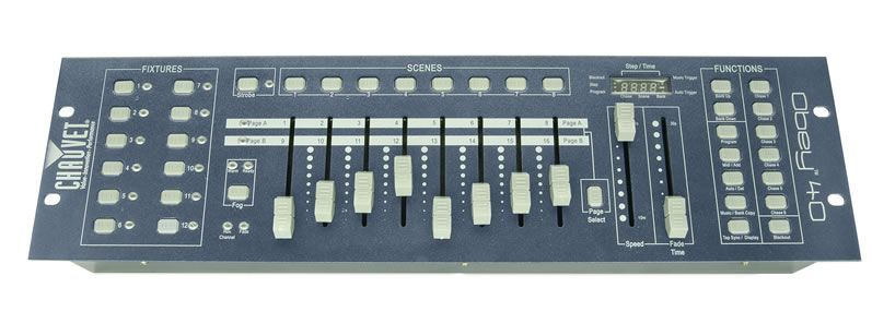 Obey 40 - 16 Channel Light Controller for rent