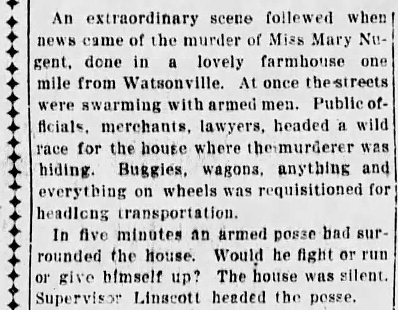 murder watsonville, haunted house watsonville