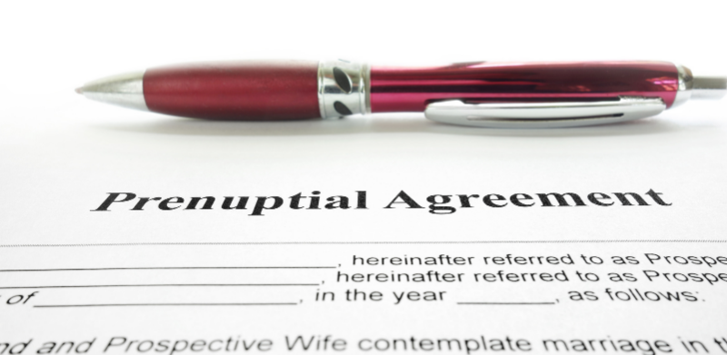 Does a Prenup Have Priority Over a Will in Georgia?  | Estate Planning Attorney Jammie Taire | SmithTaire Legal