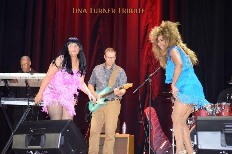 Tina Turner Tribute Show