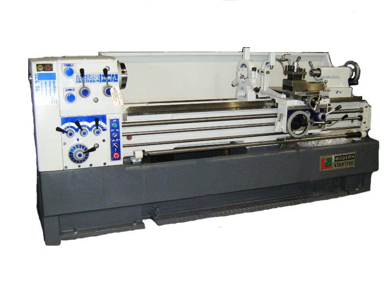 Mordern Manual Lathe