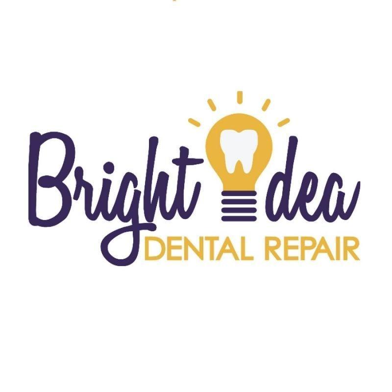 Bright Idea Dental Repair logo