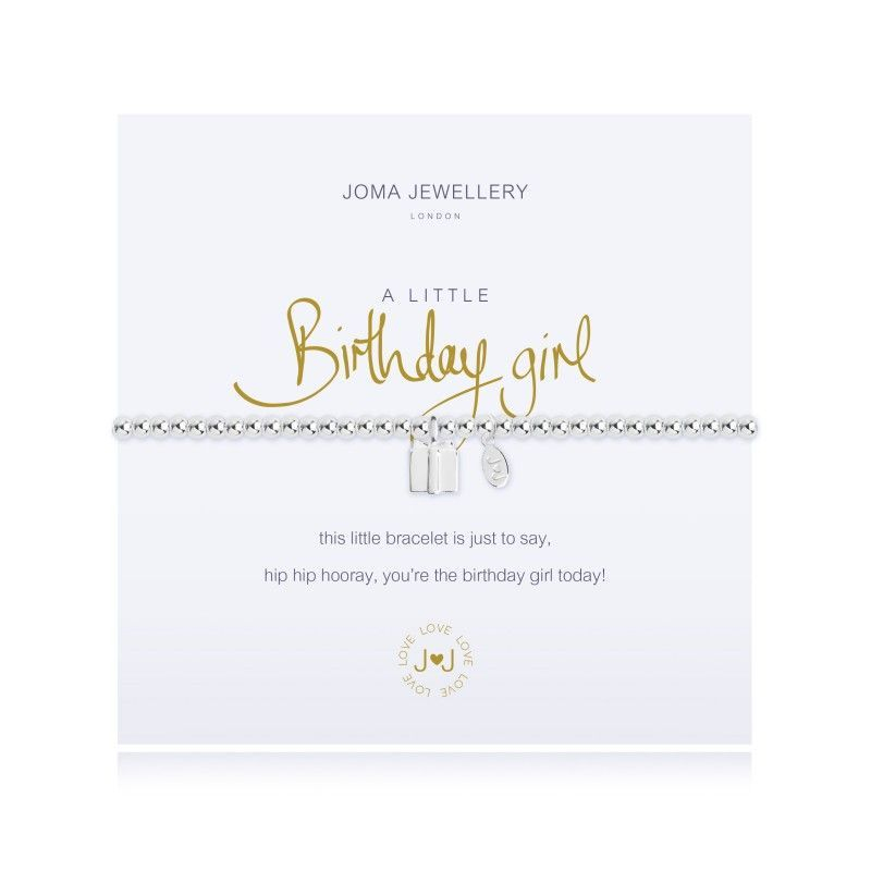 Joma Jewellery Birthday Gift Bracelet Girl