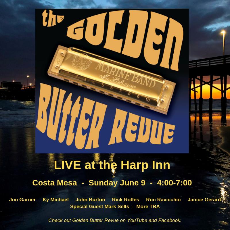 Golden Butter Revue - Live at the Harp Inn