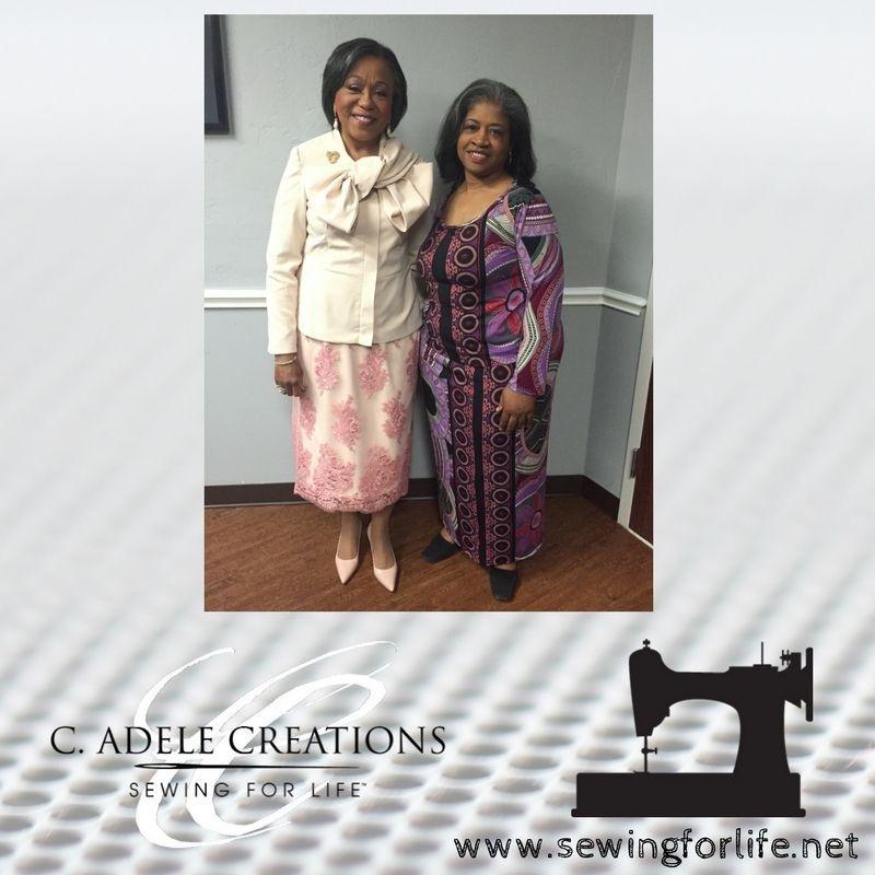 Custom Sewing by Carla A.Robertson