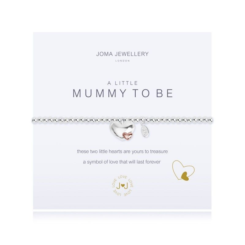 Joma Jewellery - 'A Little Mummy To Be' bracelet