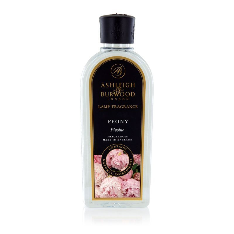 Ashleigh & Burwood Peony Lamp Fragrance Floral Scented Candle Gift