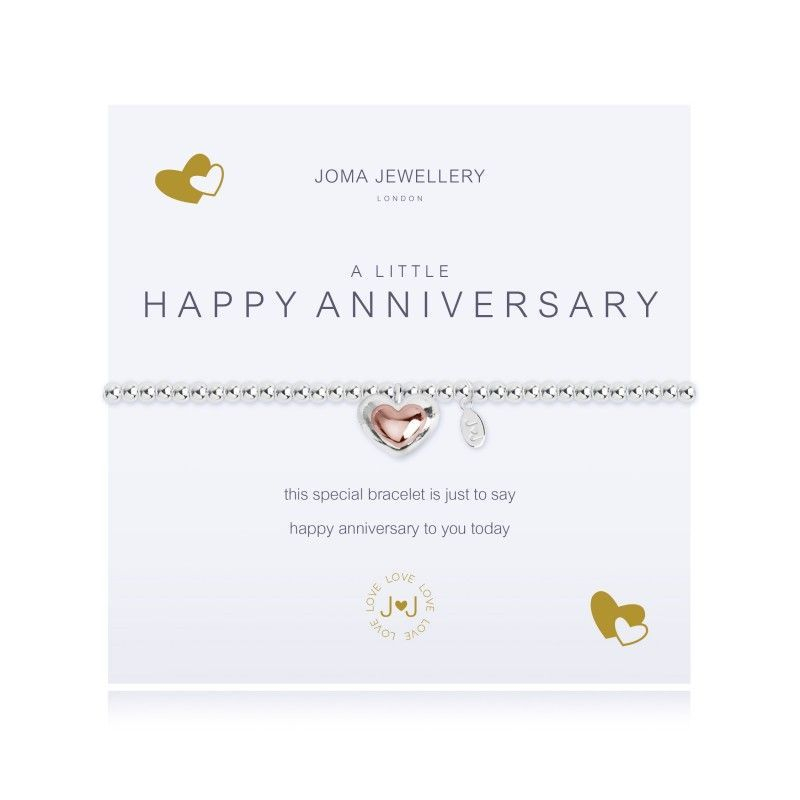Joma Jewellery bracelet anniversary wedding gift
