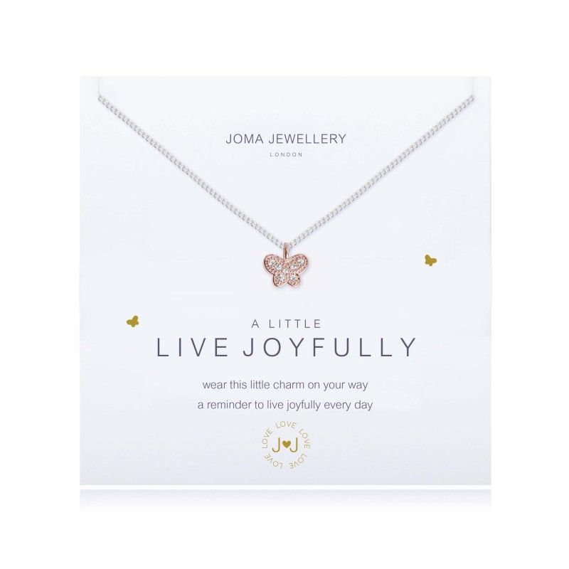 Joma Jewellery necklace gift birthday joy happy