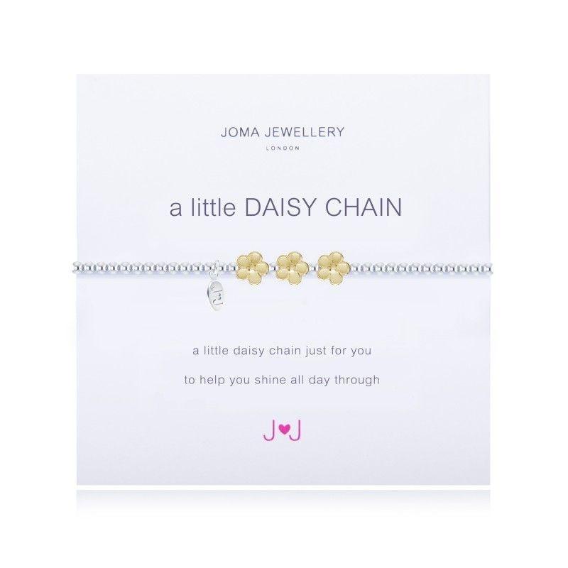 Joma Jewellery Bracelet Daisy Flower Gift