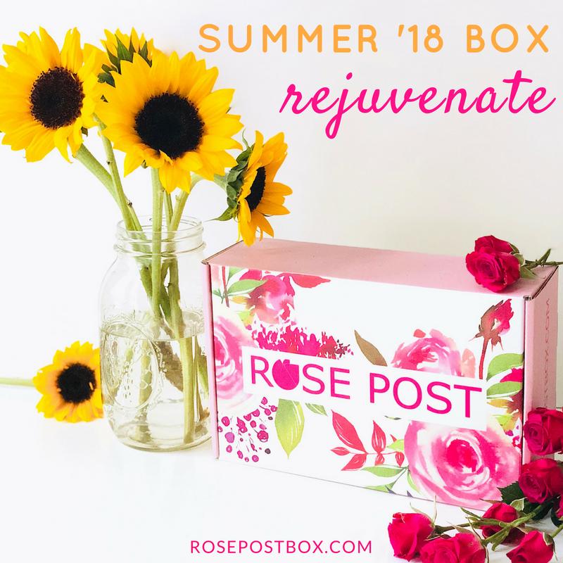 Bulgarian Rose Oil, Rose Oil, RosePost Summer Box, RosePost Box, Green Beauty Subscription, Rose Beauty Box, Green Beauty Box
