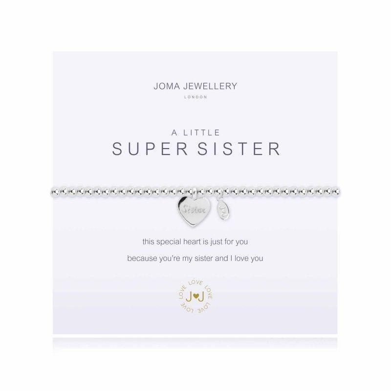 Joma Jewellery Gift Bracelet Sister