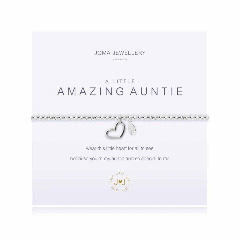 Joma Jewellery Bracelet Gift Aunt Auntie Family birthday