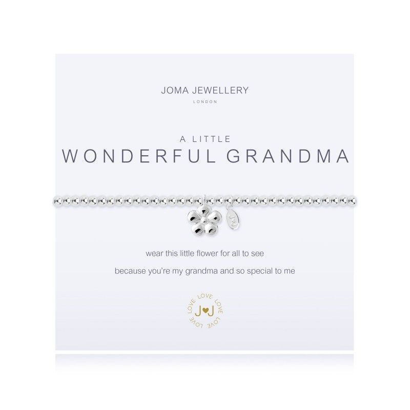 Joma Jewellery Bracelet gift Grandma Birthday Mothers Day