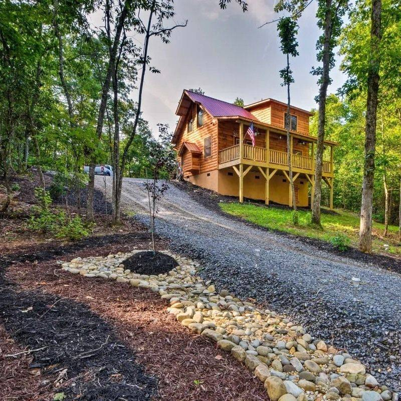 Cabins for rent in Murphy, NC