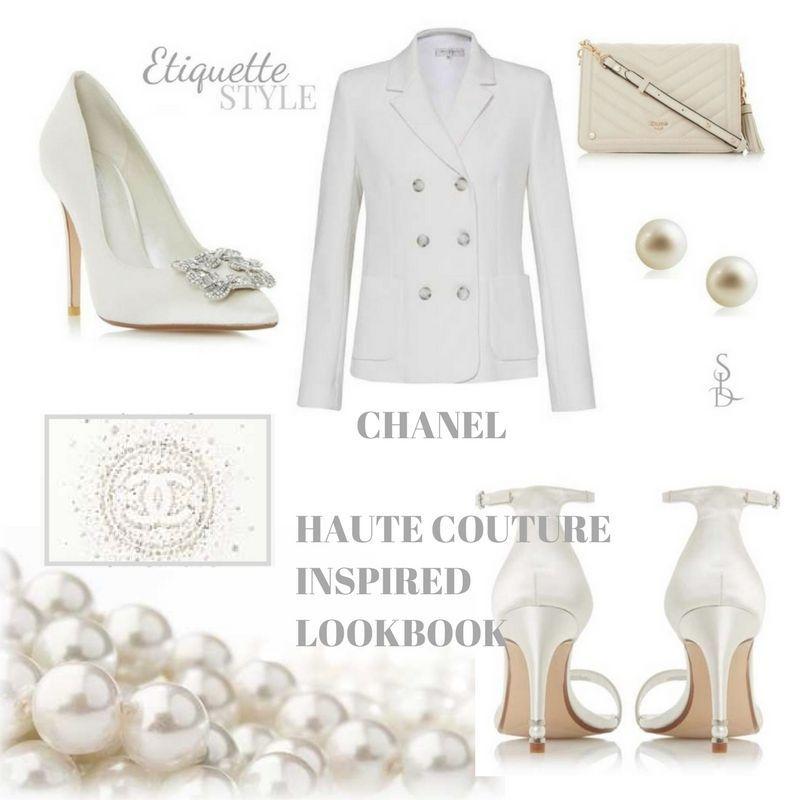 #PFW Chanel Ladylike Fashion