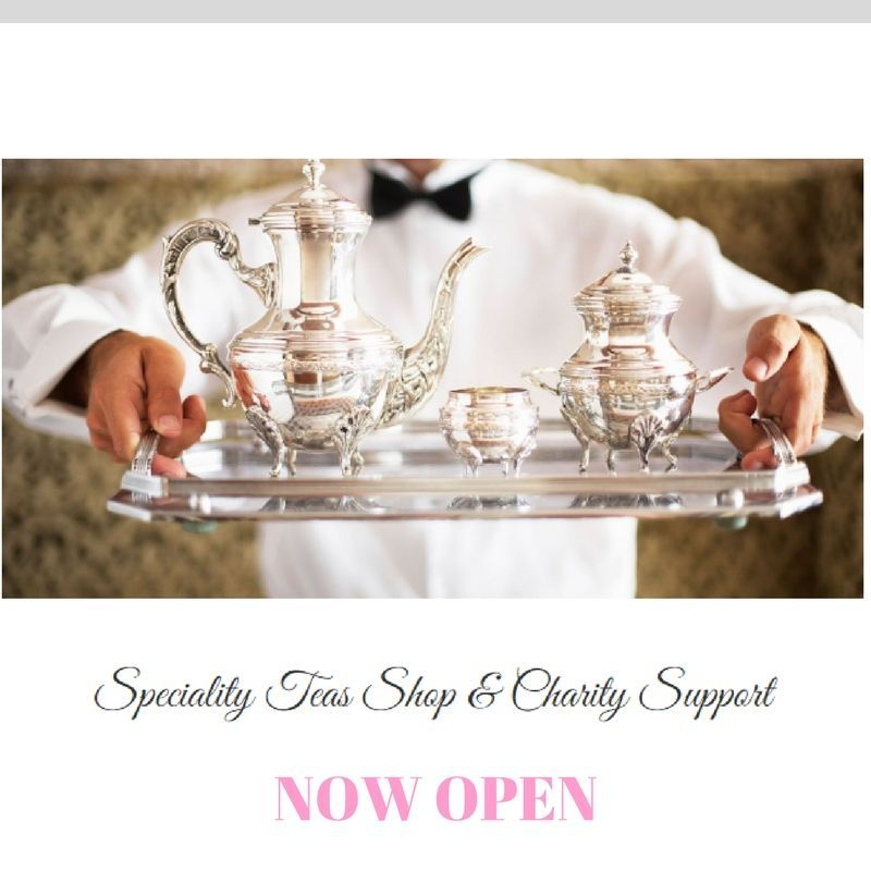Etiquetteuk Tea Shop Serving Luxury Chocolate Tea!