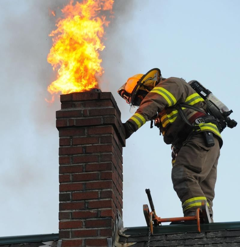Chimney cleaning is very important