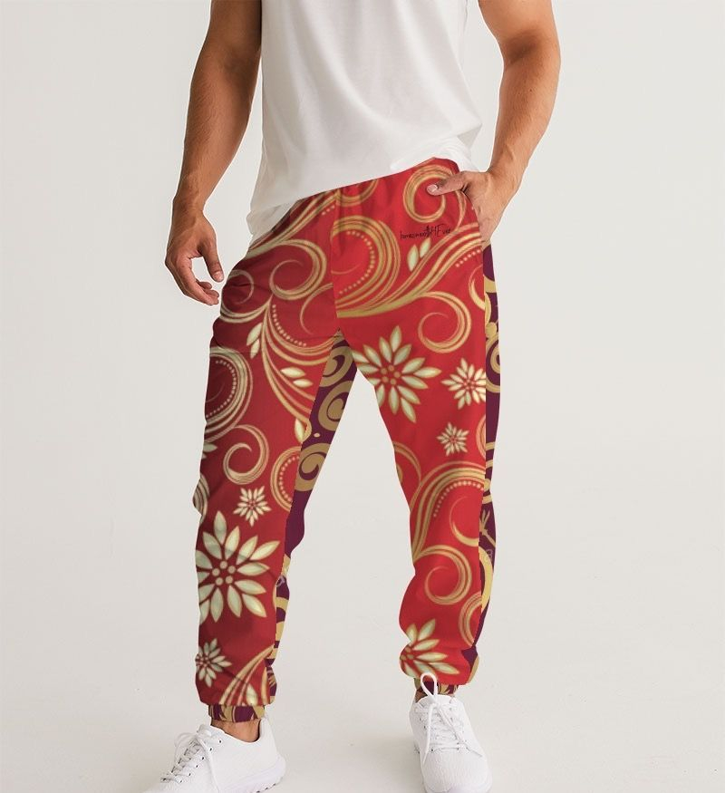 Red Plum Men's Track Pants