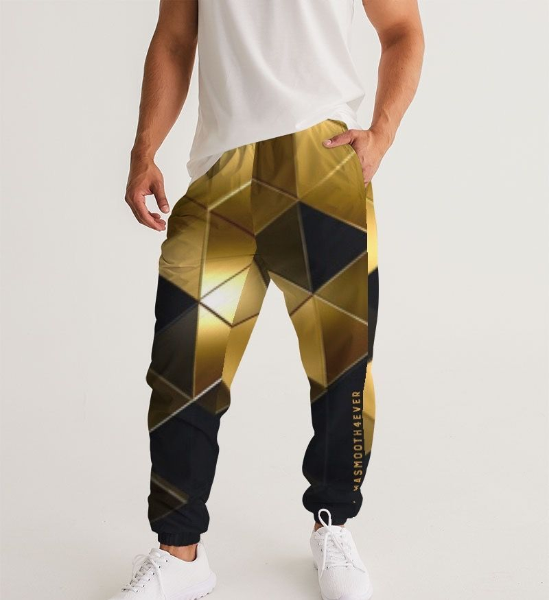 Gold Blast Men's Track Pants