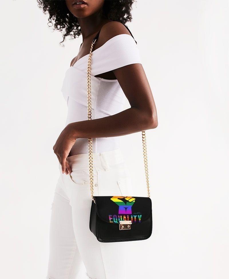 LGBTQ LOVE Small Shoulder Bag