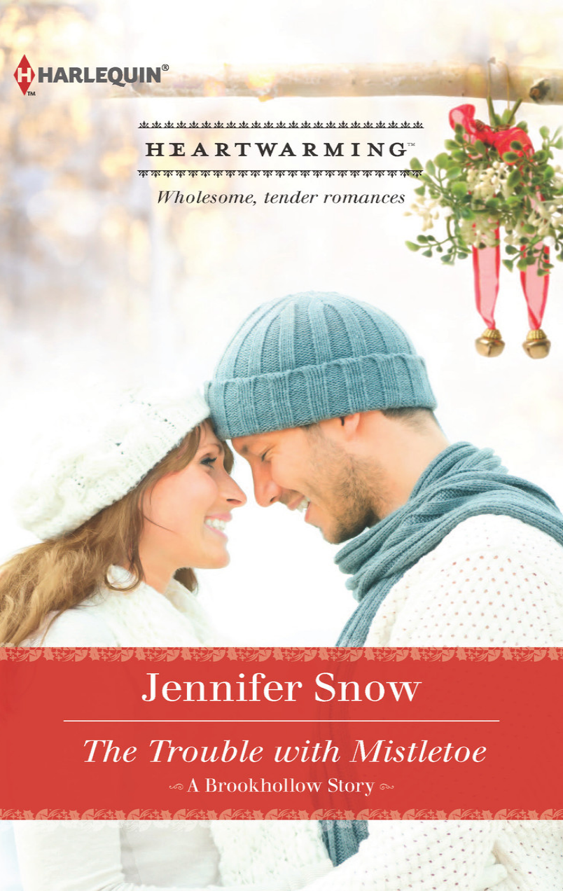 The Trouble With Mistletoe-book 1