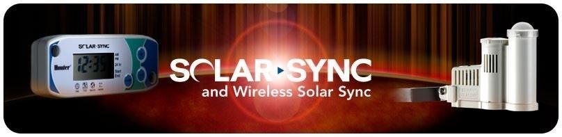 Hunter Solar Sync Smart Controller Hunter Solar Sync Smart Controller