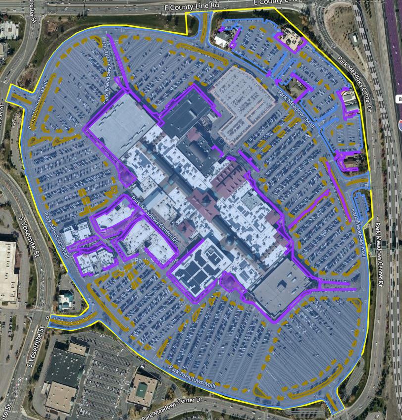 Glenhaven Snow Company, LLC detailed site Map