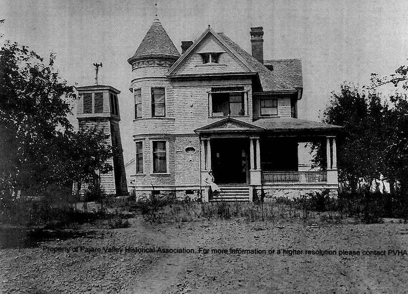 haunted, Annie Nugent House, Watsonville, CA