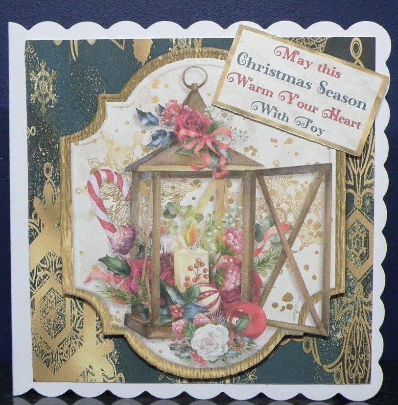 Merry & Bright - No 16 - May This Christmas Season