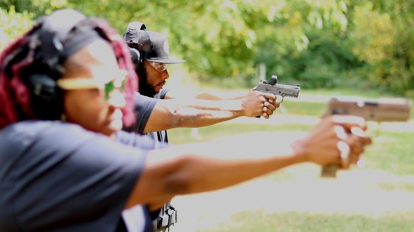 firearms training in cincinnati, ohio