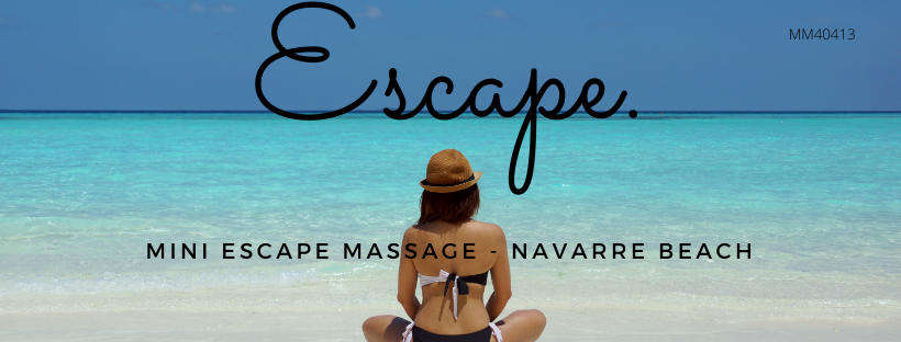 mini escape massage navarre