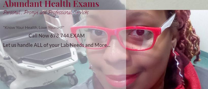 L. Lynn Spencer Abundant Health Exams insurance mobile labs