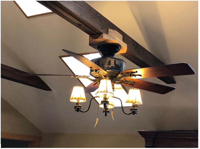 Handyman - Ceiling Fan Installation