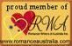 member of Romance writers Australia